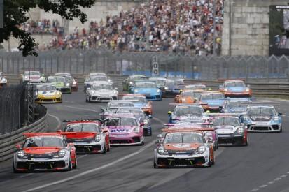 Porsche-Carrera-Cup Norisring: Andlauer gewinnt auf den Straßen Nürnbergs