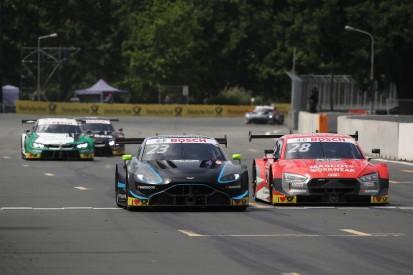 Drei Autos in den Punkten: Bestes DTM-Ergebnis für Aston Martin