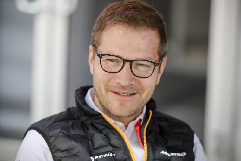 """""""Keep it simple"""": Andreas Seidl schafft bei McLaren klare Strukturen"""