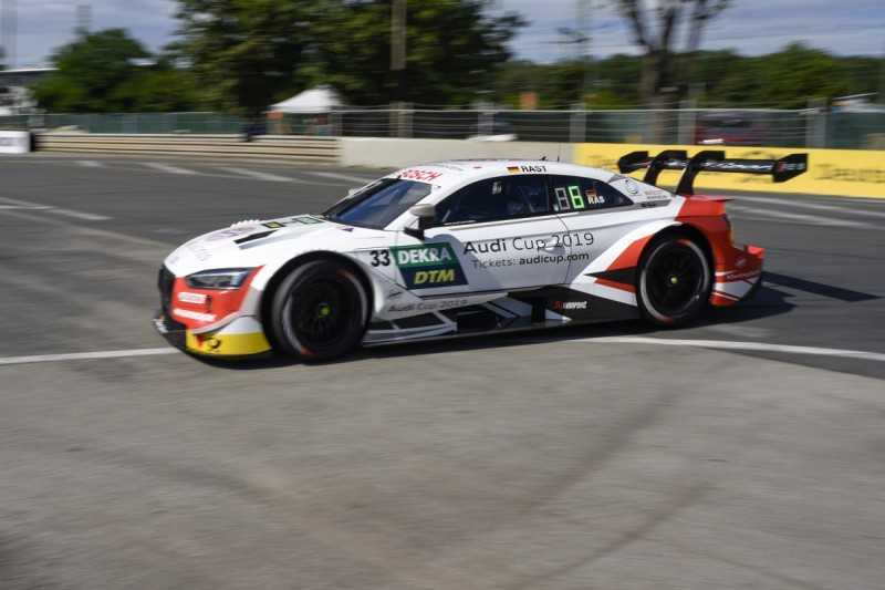 DTM-Qualifying Norisring 2: Rast-Pole nach Tausendstelkrimi