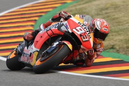 Siebter MotoGP-Sieg von Marc Marquez auf dem Sachsenring in Serie