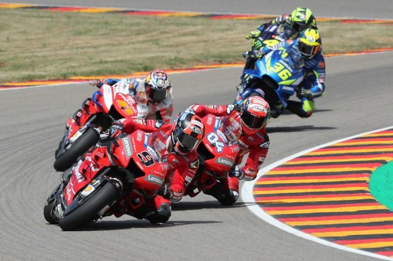 """""""Das ist das Limit des Motorrads"""": 16 Sekunden Rückstand von Ducati"""