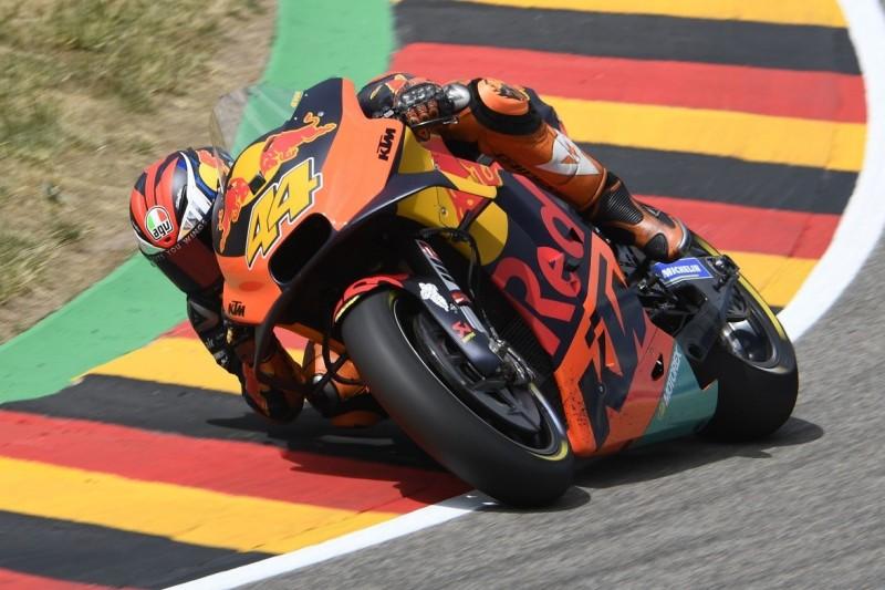 KTM am Sachsenring: Reifenproblem stellt Pol Espargaro vor Rätsel