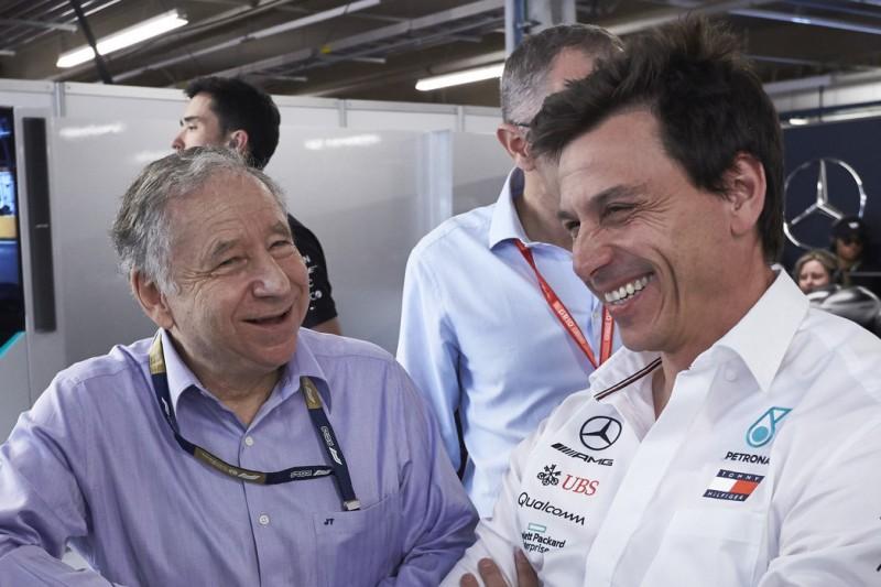 """Gerüchte um Formel-1-Chefposition: Wolff vermutet """"eine Agenda"""""""
