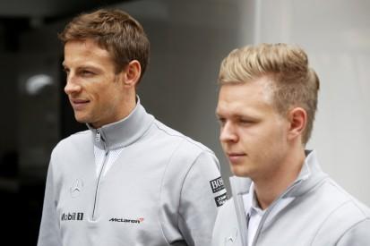 Magnussen Opfer der Politik: McLaren-Eigner bevorzugten aus Rache Button