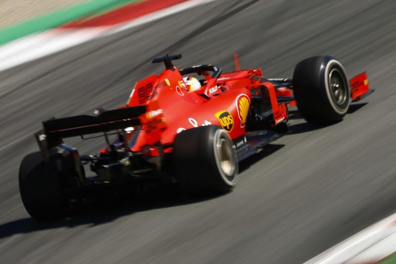 """Ferrari pessimistisch: """"Silverstone passt nicht zu unserem Auto"""""""