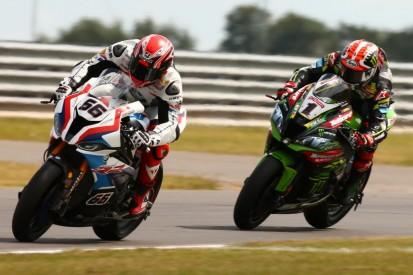 """BMW lobt Tom Sykes: """"Galavorstellung"""" bei der Superbike-WM in Donington"""