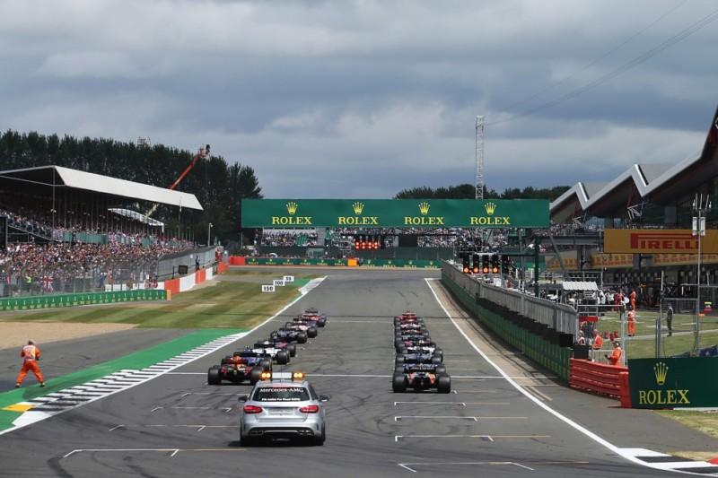 Formel 1 Silverstone 2019: Programm Live-TV und Live-Stream