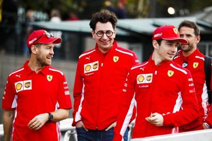 """Mattia Binotto: Sebastian Vettel ist """"sehr wichtig für mich"""""""