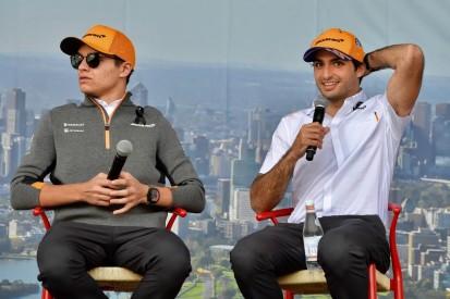 """McLaren auf und abseits der Strecke """"sehr zufrieden"""" mit Sainz und Norris"""