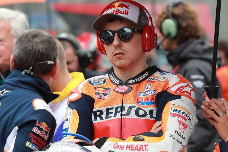 """Honda kontert Rücktrittsgerüchte rund um Jorge Lorenzo: """"Wissen nichts"""""""