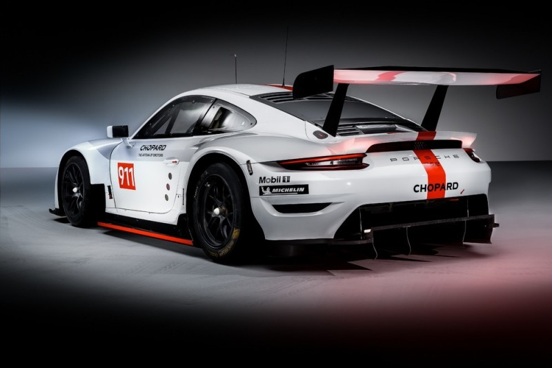 Neuer Porsche 911 RSR: Turbo stand zur Debatte!
