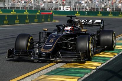Zurück in die Zukunft: Grosjean wechselt auf Melbourne-Spezifikation