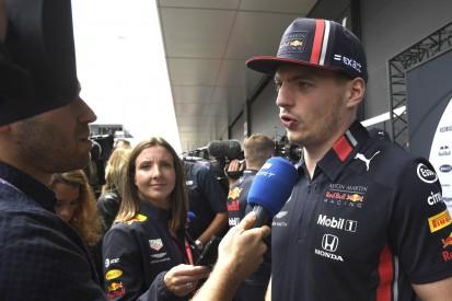 """Max Verstappen: Red Bull """"nicht plötzlich das dominierende Team ..."""""""