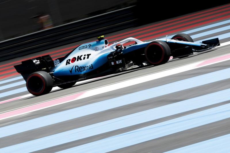 Bis 2023: Williams-Titelsponsor verlängert trotz sportlicher Krise vorzeitig
