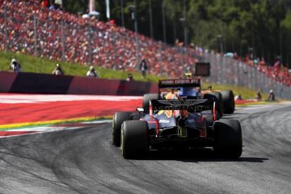 """Sergio Perez: """"Überrascht"""", dass Verstappen nicht bestraft wurde"""