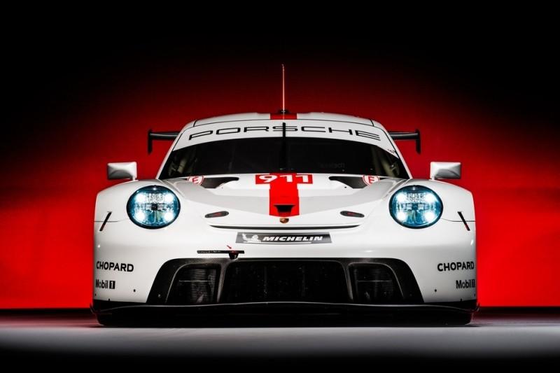 Für Fans Porsche Verpasst Neuem 911 Rsr Unterschiedliche