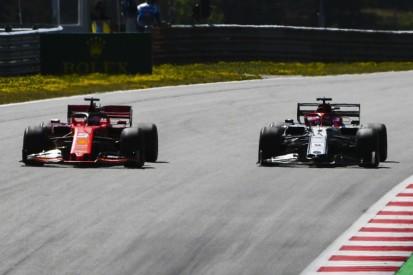 """Kimi Räikkönen: """"DRS ist kein echtes Überholen"""""""