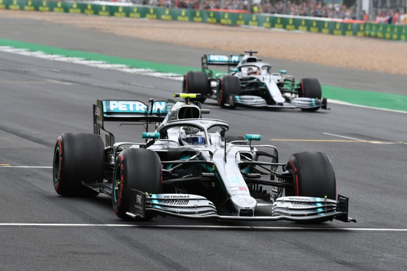Formel 1 Silverstone 2019: Mercedes dominiert Longrun-Tests