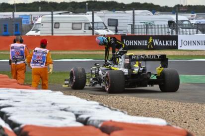 "Renault in Silverstone: Ricciardo trauert um Freitagsmotor ""Pony"""