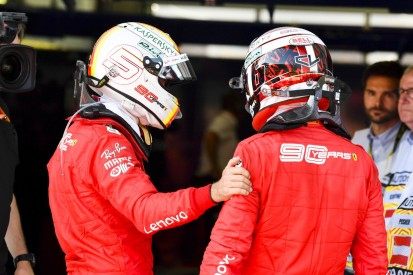 Mattia Binotto erneuert Ansage: Vettel ist Ferraris Nummer 1