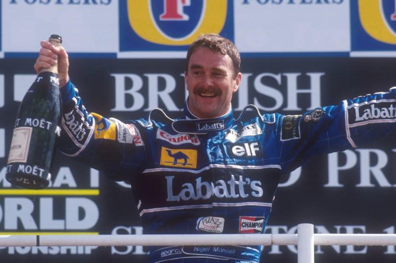 Zu Formel-1-Tests geschlichen: Christian Horners bester Silverstone-Tag