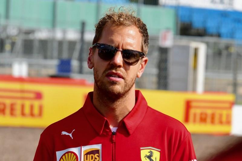 """Sebastian Vettel über 2021: """"Die Zeit tickt"""""""