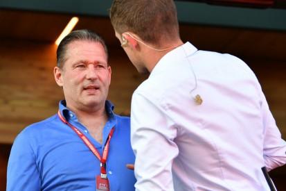 Auf Twitter: Jos Verstappen rügt niederländischen Ex-Formel-1-Fahrer