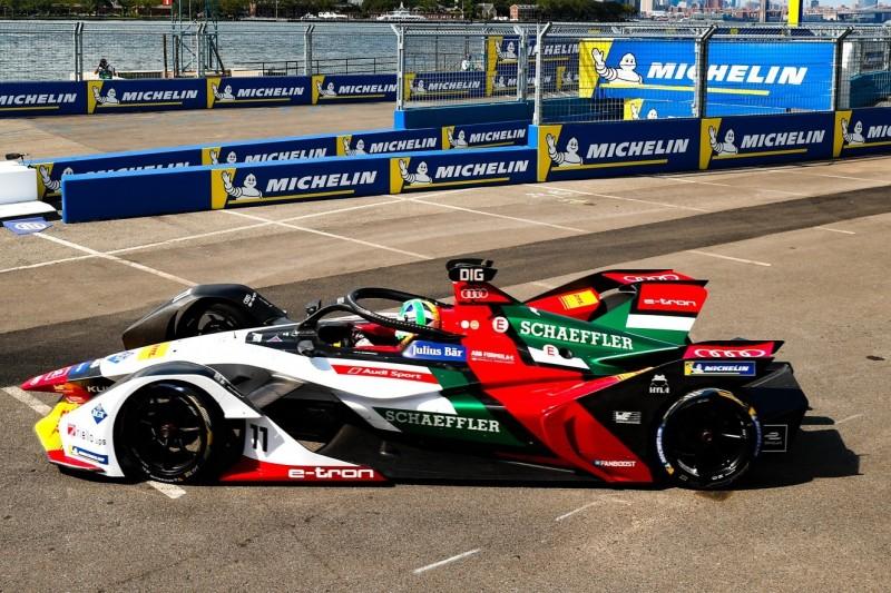 Formel-E-Saisonfinale New York: Audi könnte zur Teamorder greifen