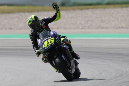 """Valentino Rossi hält trotz Formkrise fest: """"Ich bin motiviert"""""""