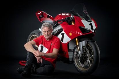 Im Carl-Fogarty-Design: Ducati ehrt die 916 mit einer limitierten Edition