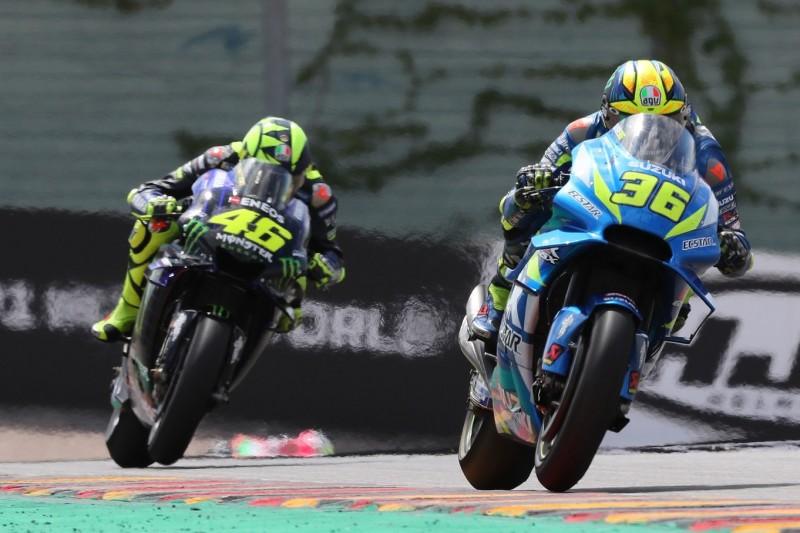 """""""Mit jedem Rennen stärker"""": Suzuki-Rookie Mir lebt sich in der MotoGP ein"""