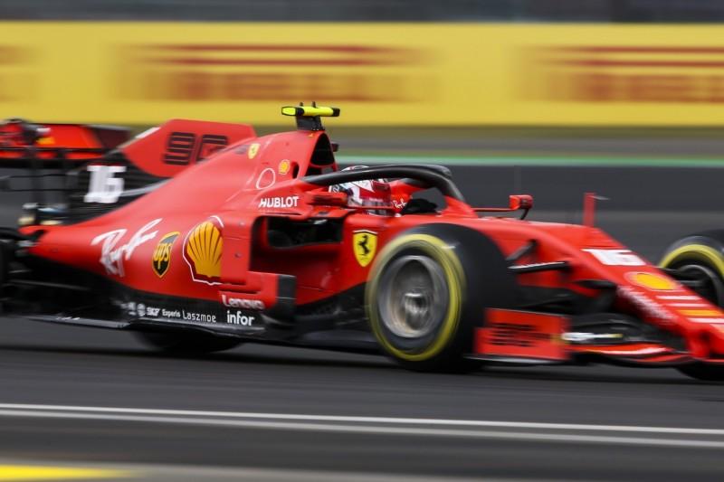 Nur acht Hundertstel fehlten: Wäre die Pole für Leclerc drin gewesen?