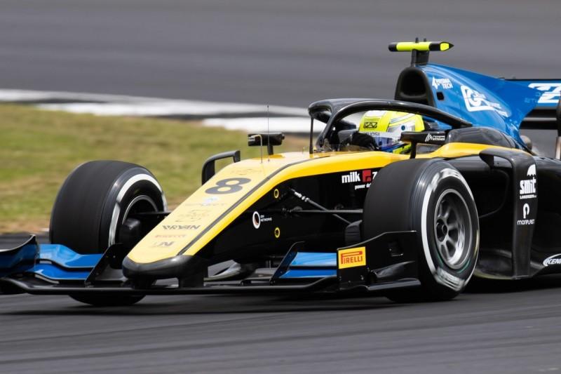 Formel 2 Silverstone 2019: Luca Ghiotto siegt - Mick Schumacher verpasst Punkte