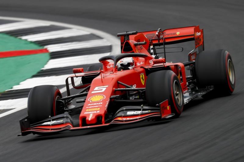 """Sebastian Vettel nur auf P6: """"Hatte einfach nicht den Speed"""""""