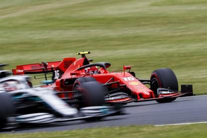 Rätselraten über Reifenstrategie: Nachteil für Ferrari?