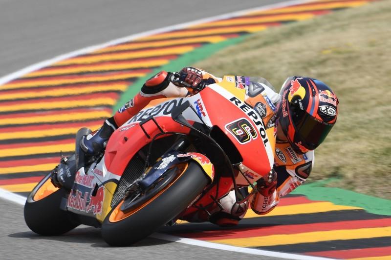 """Honda-Teamchef lobt Stefan Bradl: """"Hat fantastischen Job gemacht"""""""