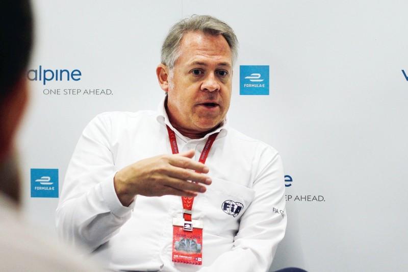 """Formel-E-Rennleiter Scot Elkins im Interview: """"Etwas ziemlich Einmaliges!"""""""