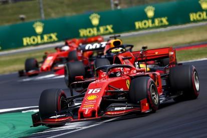 Start auf Soft: Mattia Binotto verteidigt Ferrari-Entscheidung
