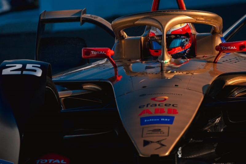 Formel E New York 2019: Frijns siegt - Vergne wieder Champion