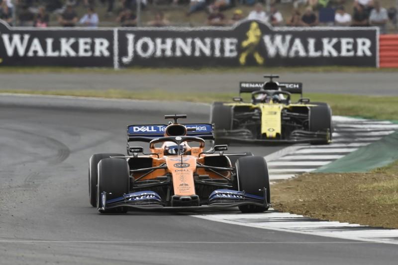 """Daniel Ricciardo: """"Gut zu wissen, dass wir nicht verloren sind"""""""