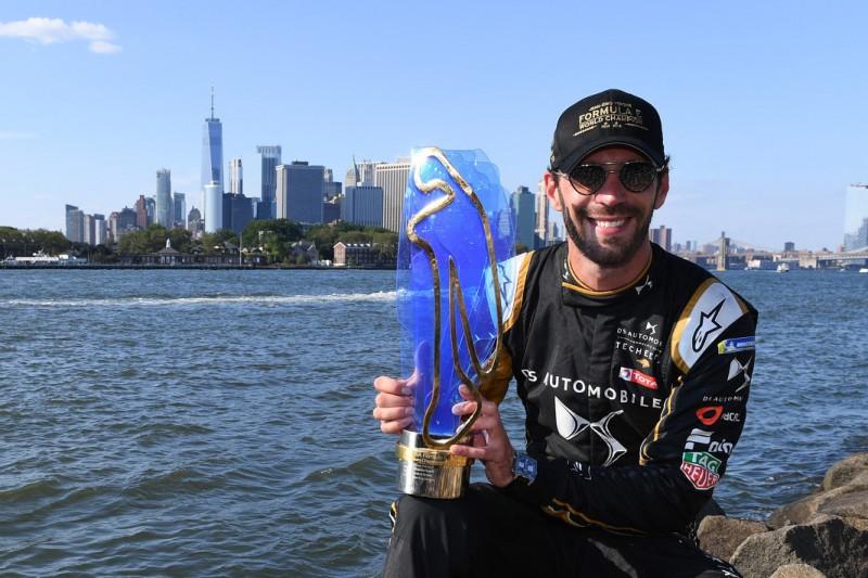 Sozialstrafe für Formel-E-Champion Jean-Eric Vergne nach Vorfall in New York