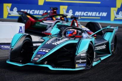 Verzweiflung: Crash di Grassi vs. Evans in letzter Runde der Formel-E-Saison