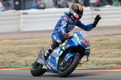 """Alex Rins sieht seine Führungsrolle bei Suzuki """"ganz entspannt"""""""