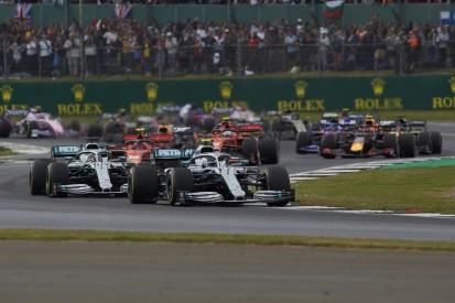 Silverstone zeigt: Formel 1 muss auf den richtigen Strecken fahren