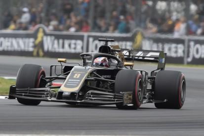 Lichtblick für Haas: Reifen in Silverstone etwas besser im Griff