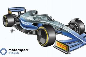Ground-Effect: So sehen die Formel-1-Autos 2021 aus!