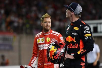 """Verstappen verzeiht Vettel: """"Gut, wenn du Fehler gleich zugibst"""""""