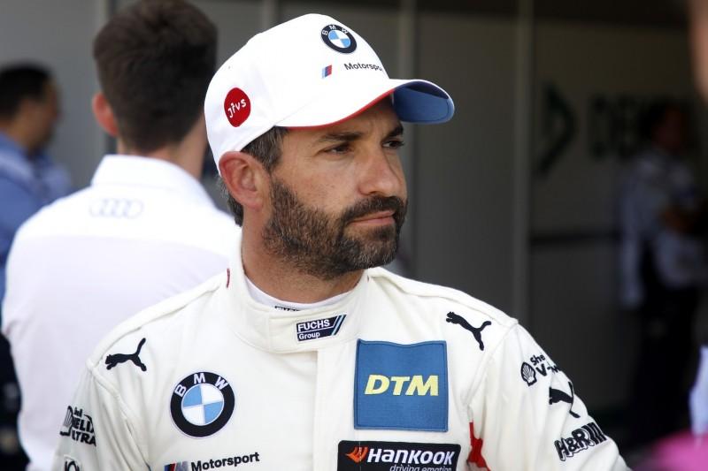 """BMW-Pechvogel Glock trotzt Krise: """"War vom Speed her immer dabei"""""""