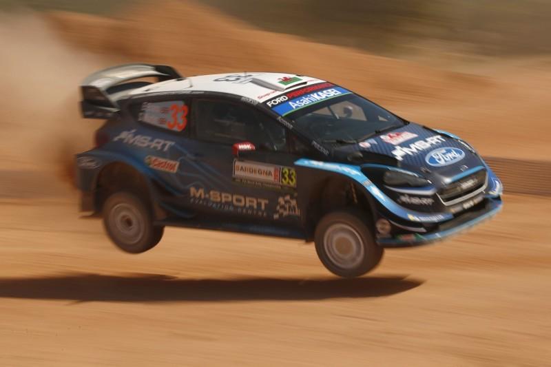 Ford-Pilot Elfyn Evans muss Rallye Finnland auslassen